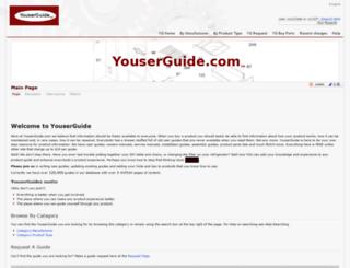 youserguide.com screenshot