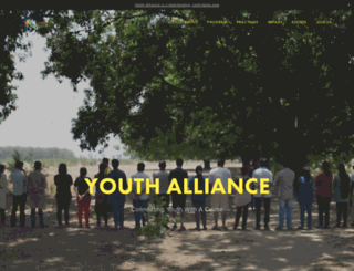 youthallianceofindia.org screenshot