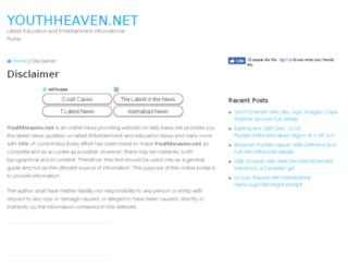 youthheaven.net screenshot