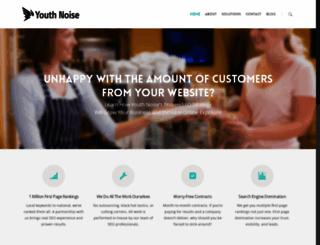 youthnoise.com screenshot