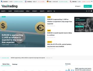 youtrading.com screenshot