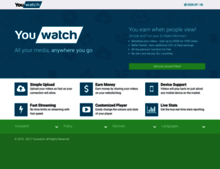 youwatch.org screenshot