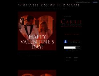 youwillknowhername.com screenshot