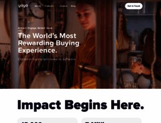 yoyowallet.com screenshot