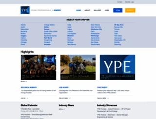 ypenergy.org screenshot