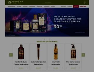 yrasesoras.com.mx screenshot