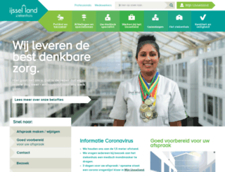 ysl.nl screenshot