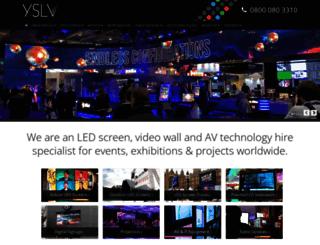yslv.co.uk screenshot