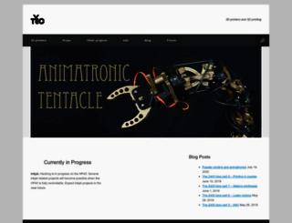 ytec3d.com screenshot