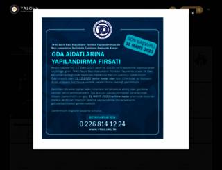 ytso.org.tr screenshot