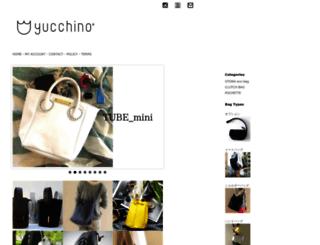 yucchino.com screenshot