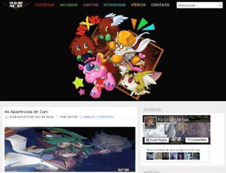 yugiohnexus.com screenshot