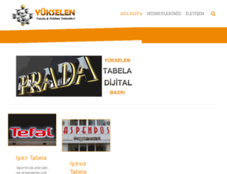 yukselentabela.com screenshot