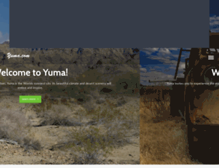 yuma.com screenshot