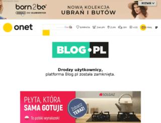 yumemori.blog.pl screenshot