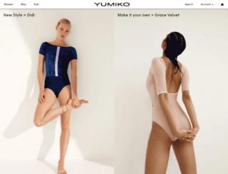 yumiko-online.com screenshot