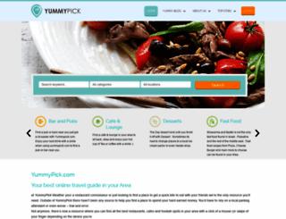 yummypick.com screenshot