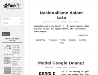 yuniorusop.com screenshot