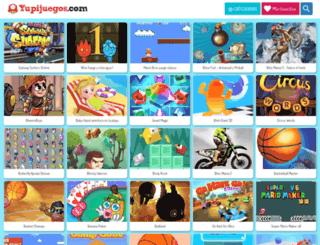 yupijuegos.com screenshot