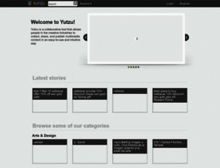 yutzu.com screenshot