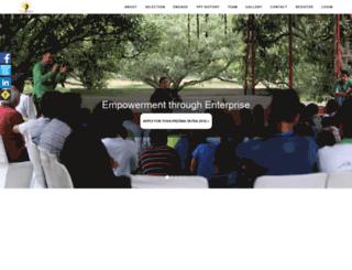 yuvaprernayatra.org screenshot