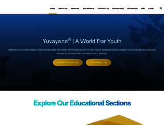 yuvayana.org screenshot