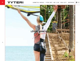 yyteri.fi screenshot