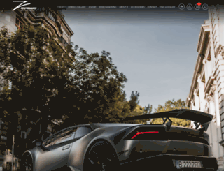 z-performance.com screenshot