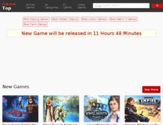z.gametop.com screenshot