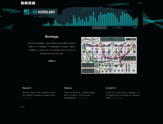 z3-audiolabs.com screenshot