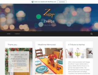 zaarga.com screenshot