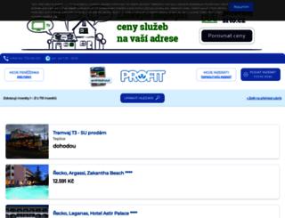 zabava-hobby.profit-inzerce.cz screenshot