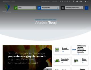 zabierzow.org.pl screenshot