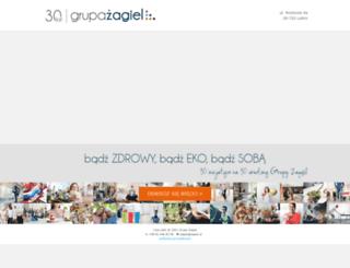 zagiel.pl screenshot