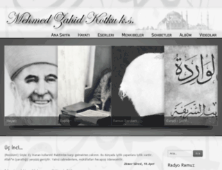 zahidsultan.com screenshot