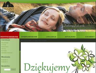 zakatek-krakow.pl screenshot