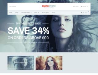 zalia.com.br screenshot