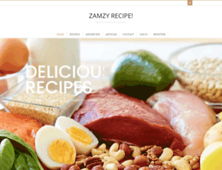 zamzy.com screenshot