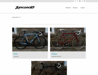 zanconato.com screenshot