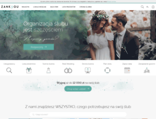zankyou.pl screenshot