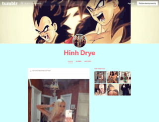 zannyroachy.tumblr.com screenshot