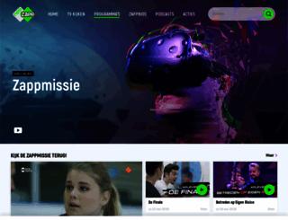 zappmysterie.nl screenshot
