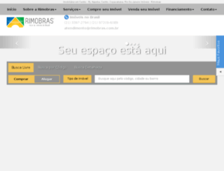 zapponiimoveis.com.br screenshot