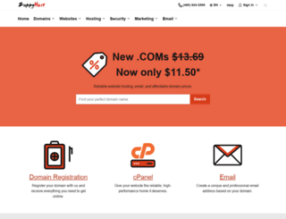 zappyhost.com screenshot
