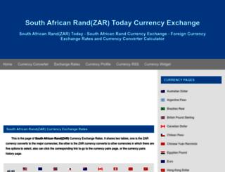zar.fx-exchange.com screenshot
