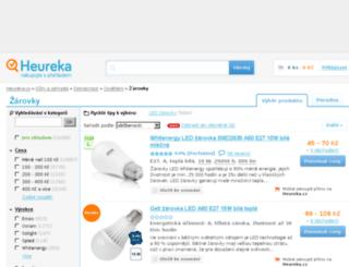 zarovky.heureka.cz screenshot