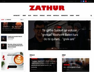 zathur.net screenshot