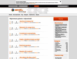 zatrybi.pl screenshot