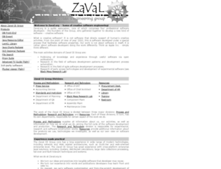 zaval.org screenshot