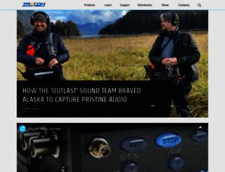 zaxcom.com screenshot